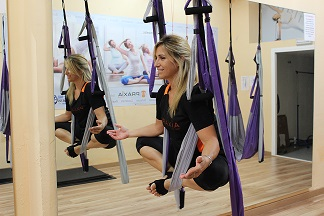 Pilates Aereo, refuerzate, cuidate, sorprendete con nuestro Pilates Aereo