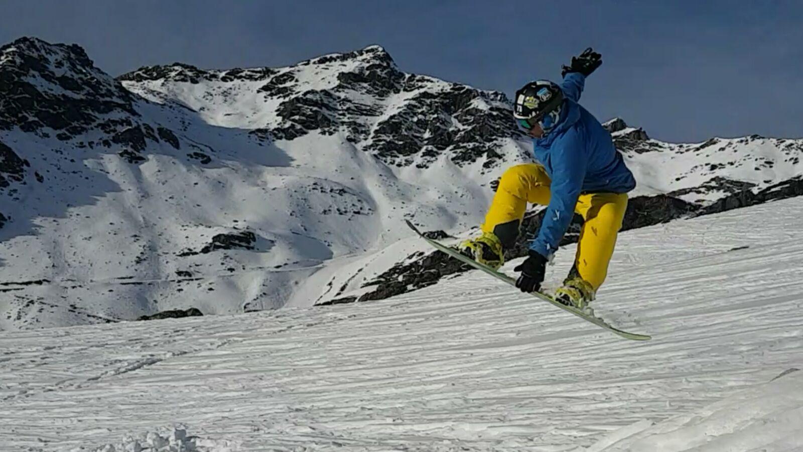 Lesiones de esquí y de snowboarding