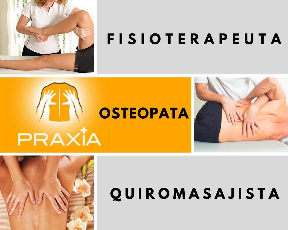 ¿Sabemos realmente diferenciar entre un fisioterapeuta, osteópata o quiromasajista?